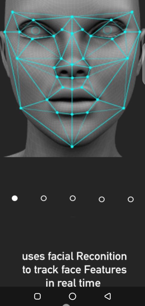 Screenshot of Dazz Cam Pro App