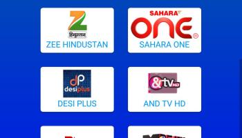Screenshot of Jio TV Plus Apk