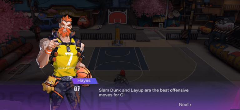 Screenshot of Basketrio Mod