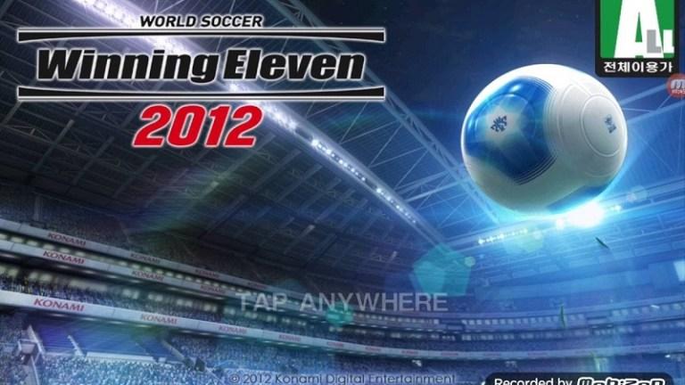 Screenshot of Winning Eleven 2012 Warkop Download