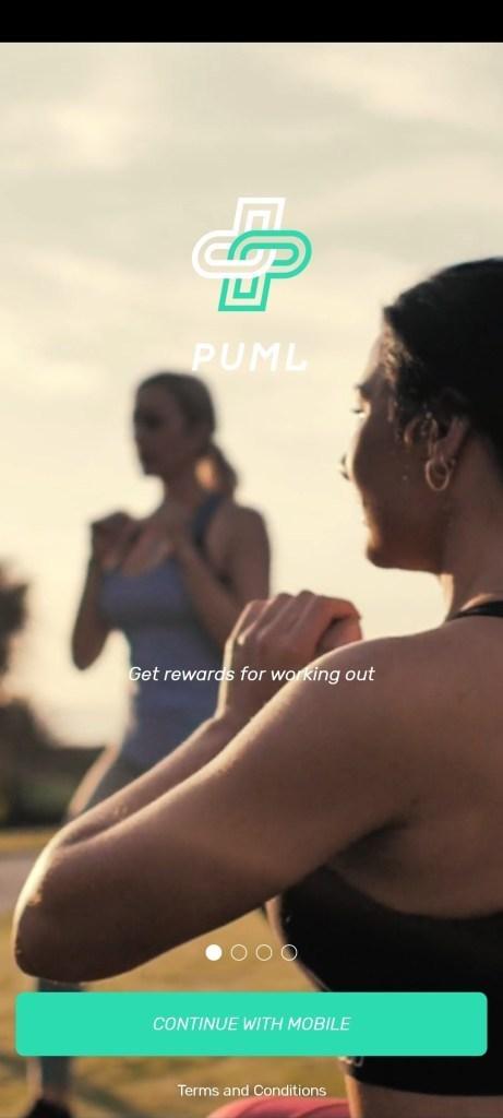 Screenshot of PUML Better Health Apk