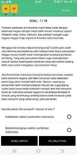 Screenshot of Teknos Aceh Apk