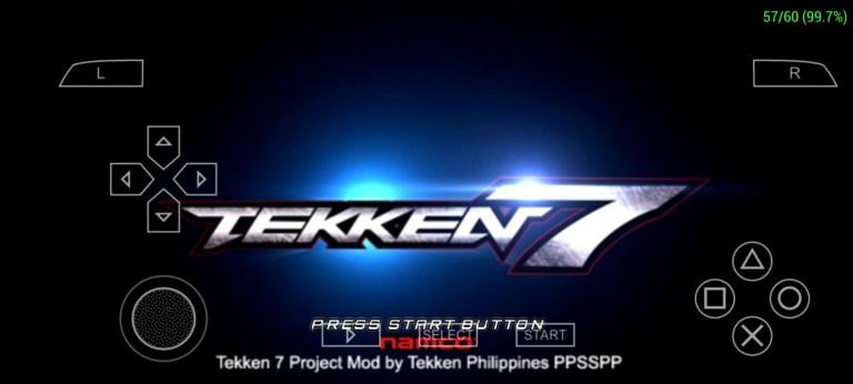 Screenshot of Tekken 6 App