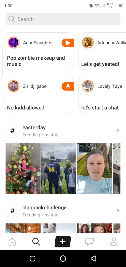 Screenshot of Clapper App Apk