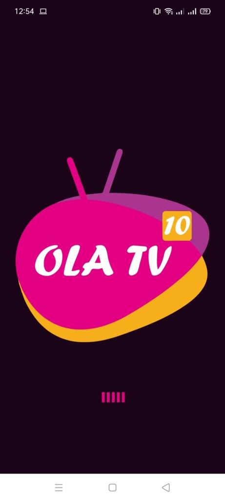 Screenshot of Ola TV 10