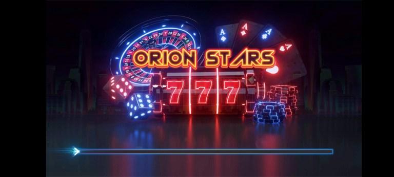 Screenshot of Orion Stars