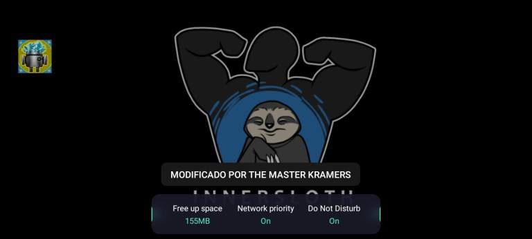 Screenshot of The Master Kramers Game