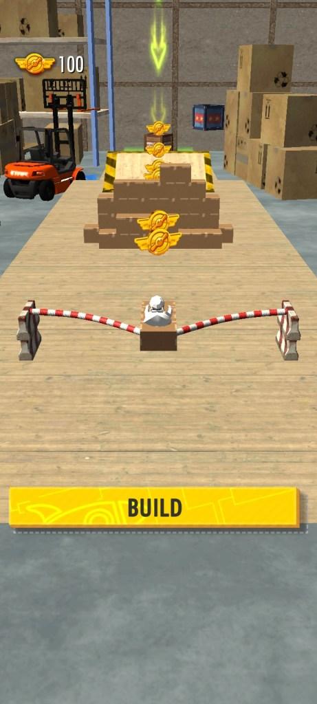 Screenshot of Make It Fly Game