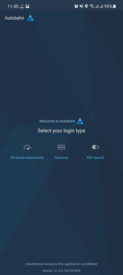 Screenshot of AutoBahn Apk