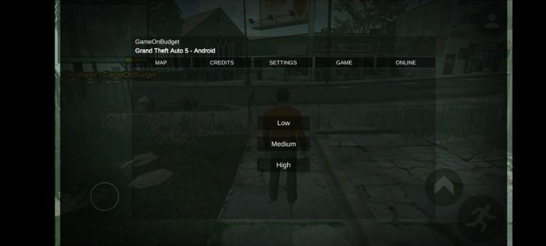 Screenshot of GTA 5 Beta Apk Download
