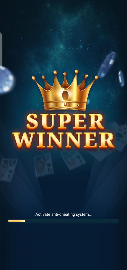 Screenshot of Super Winner