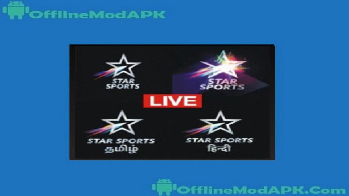 HD Streaming Apk Star Sports