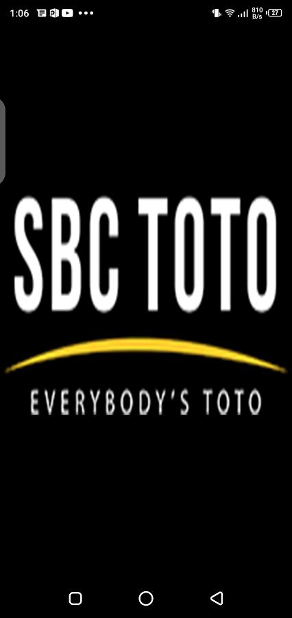 Screenshotof SBC Toto