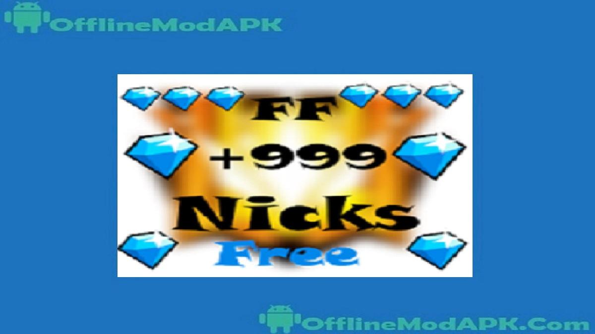 Hack Nick FF Apk