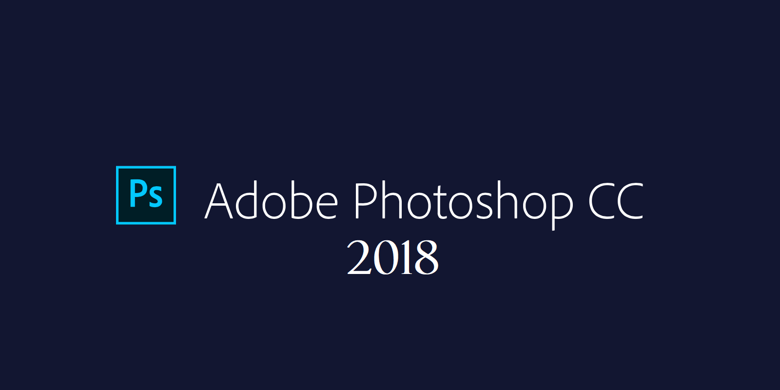 adobe creative cloud 2018 direct download