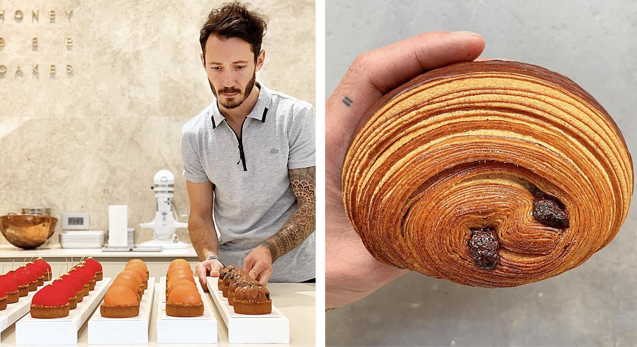 Ouverture imminente de la boulangerie parisienne de Cédric Grolet. meilleur chef pâtissier du monde ! - Paris Secret