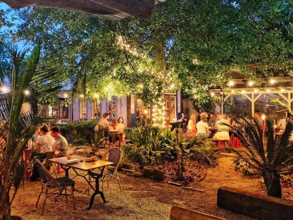 best outdoor dining in new orleans
