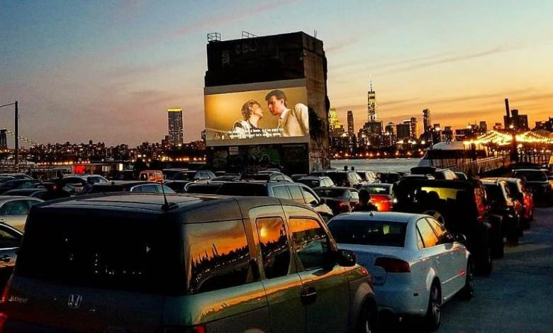 10 Spots To Catch An Outdoor Movie This Summer In NYC