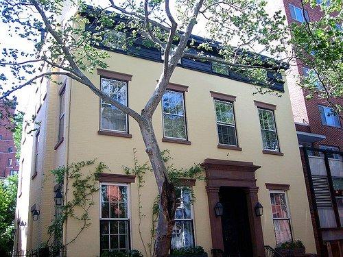 Truman Capote's home