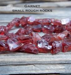GarnetSmallRoughRock
