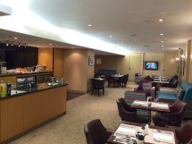 Hilton Gatwick Hotel Executive Lounge