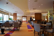 Hilton Prague Hotel Executive Lounge