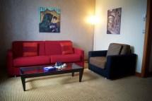 Hilton Prague Hotel Executive Lounge