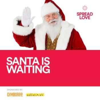 Florida Mall Santa