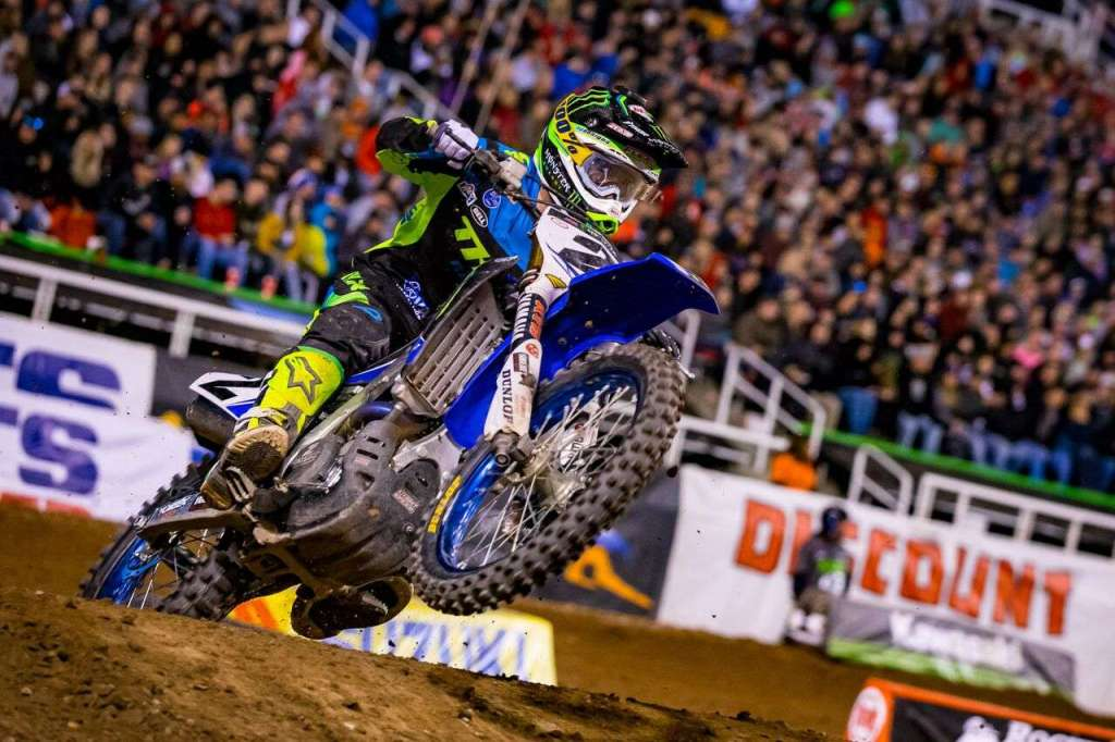 Supercross Cooper Webb