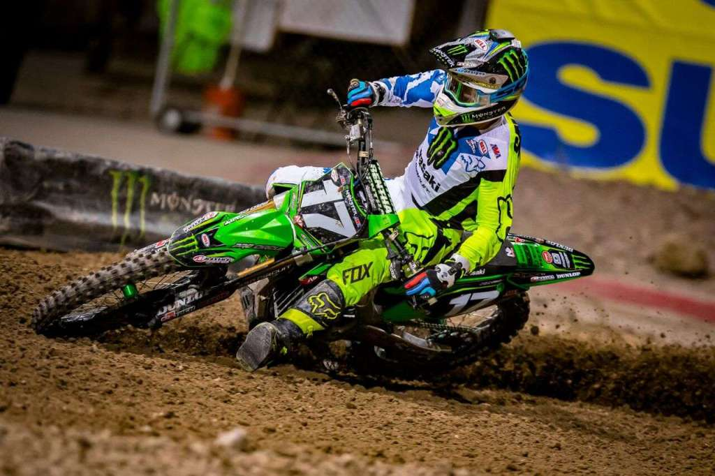 Supercross Joey Savatgy