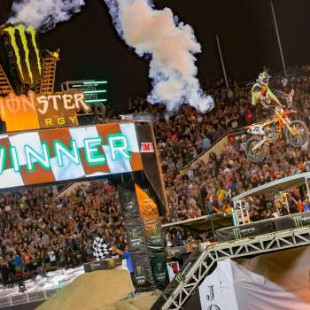 Supercross Returns To Tampa Next Weekend!