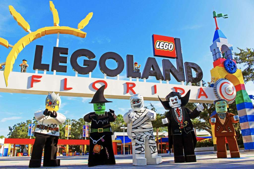 Brick Or Treat Legoland Florida
