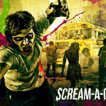 Scream-A-Geddon 2018 Giveaway!