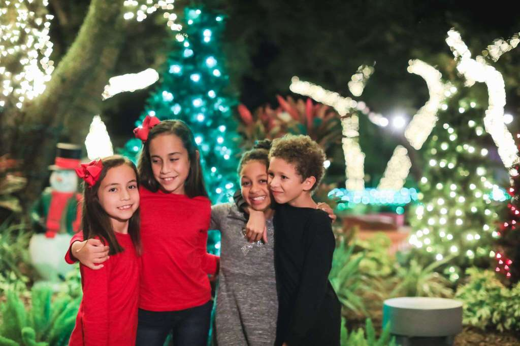 Christmas in the Wild 2018 at ZooTampa