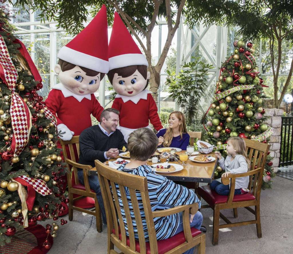 Christmas at the Gaylord Palms 2018
