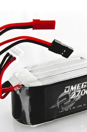 GP用受信機バッテリー