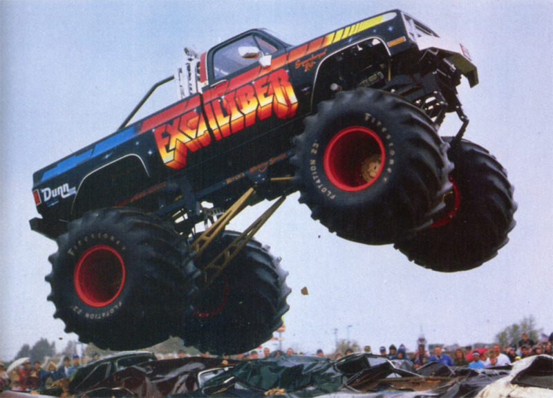 Jeep Fc For Sale >> Another Old School Monster Truck Video!