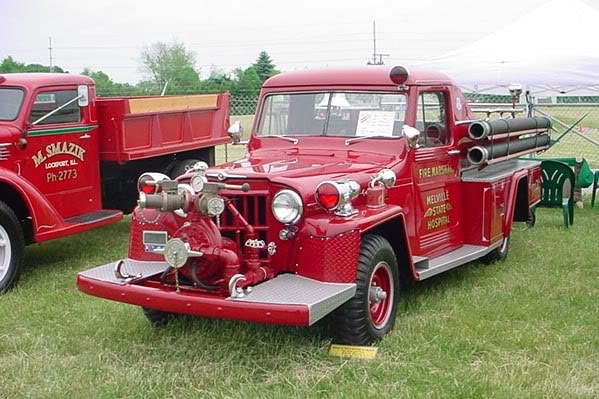 78 Dodge Power Wagon For Sale >> More Willys Fire Truck Photos