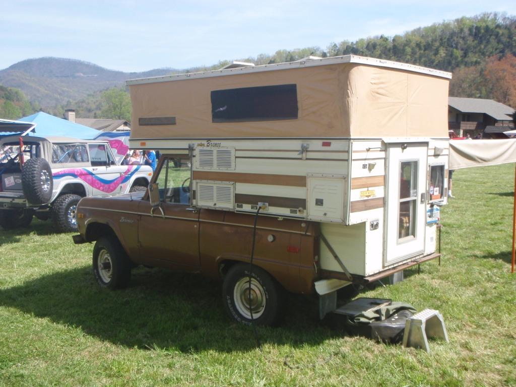 more early ford bronco campers. Black Bedroom Furniture Sets. Home Design Ideas