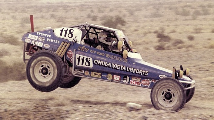 Restoration Of Mark Stahl S 1977 Chenowth 1000 Off Race Buggy