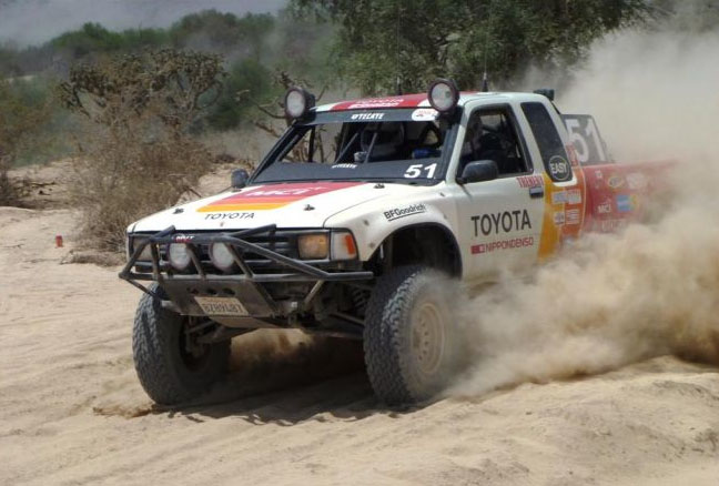 Toyota Mexican 1000 Race Truck For Sale