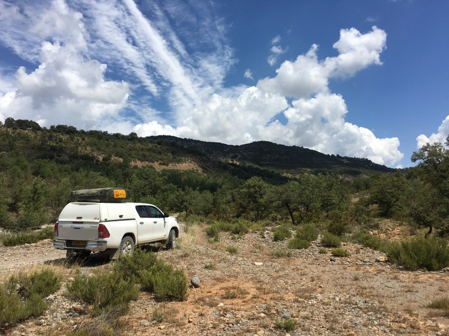 land rover tours spain