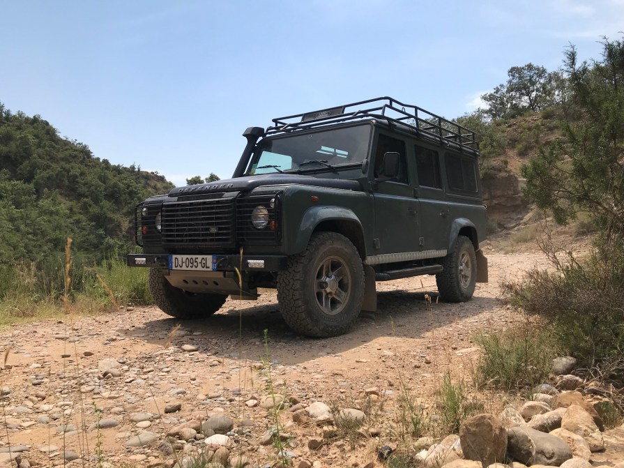 pyrenees overland 4x4 tours