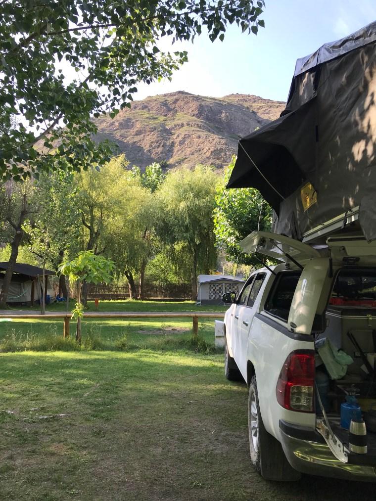 4x4 Adventure camper hire