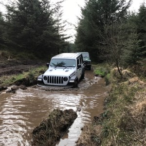 4x4 guided tour wales