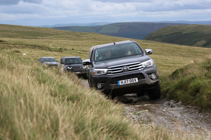 Off Road Adventure Travel - Small Group 4x4 Tours