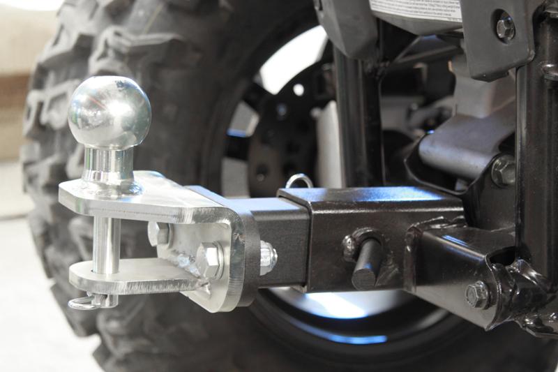 CF-Moto ZFORCE 800 EX 2017 Upper A-Arm Ball Joint