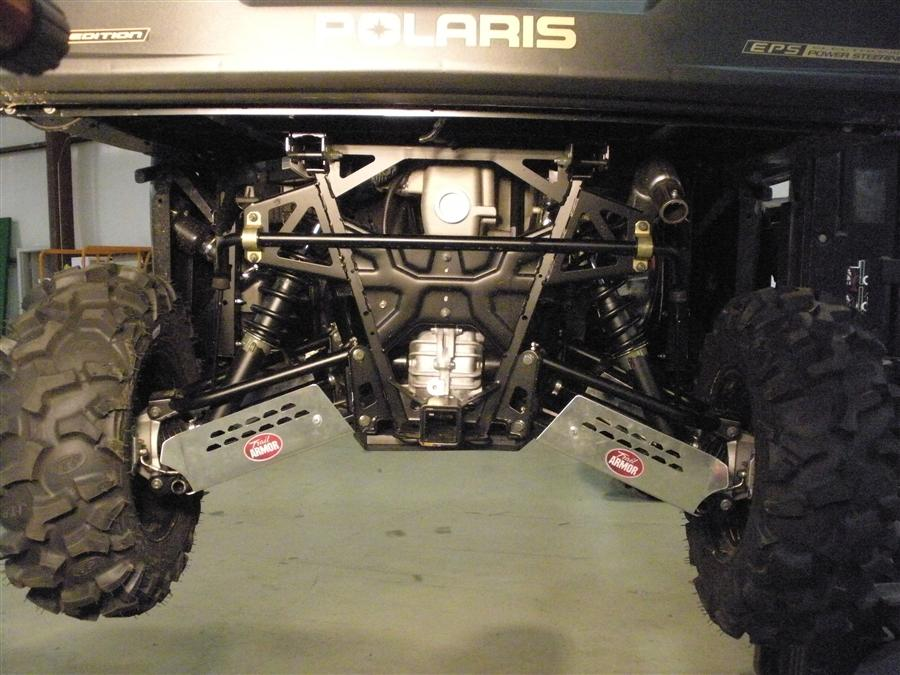 Polaris Ranger XP900 CV Boot Guards fits Ranger XP900 not RZR XP900