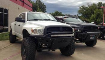 2010 2018 dodge ram 25003500 stealth front bumper off road body 2003 2009 dodge ram 25003500 stealth front bumper aloadofball Images