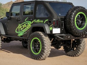 Jeep JK Body Armor